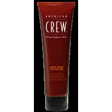 American Crew Light Hold Styling Gel - Гель для укладки волос слабой фиксации 250 мл