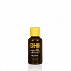 CHI Argan Oil Plus Moringa Oil - Восстанавливающее масло 15 мл.