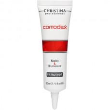 CHRISTINA Comodex Moist & Illuminate Eye Treatment - Увлажняющий гель для глаз «Сияние» 30мл