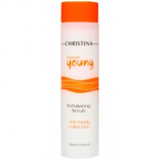 CHRISTINA Forever Young Exfoliating Scrub - Скраб-эксфолиант 200мл