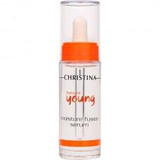 CHRISTINA Forever Young Moisture Fusion Serum - Сыворотка для интенсивного увлажнения 30мл