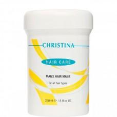 CHRISTINA Maize Hair Mask - Кукурузная маска для всех типов волос 250мл