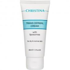 CHRISTINA Trans Dermal Cream with Liposomes - Трансдермальный крем с липосомами 60мл