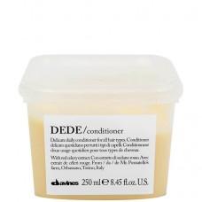 Davines DEDE/ conditioner delicate - Кондиционер для волос Деликатный 250мл