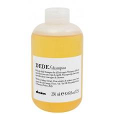 Davines DEDE/ delicate shampoo - Шампунь для волос Деликатный 250мл