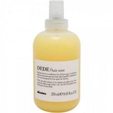 Davines DEDE/ hair mist - Несмываемый кондиционер-спрей Деликатный 250мл