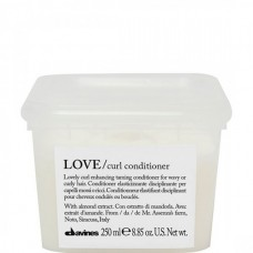 Davines LOVE/ curl conditioner - Кондиционер усиливающий завиток 250мл