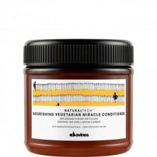 Davines NATURALTECH Nourishing Vegetarian Miracle Conditioner - Питательный Кондиционер «Вегетарианское Чудо» 250мл
