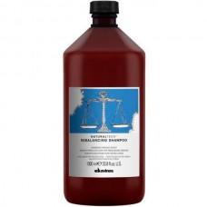Davines NATURALTECH Rebalancing Shampoo - Балансирующий шампунь 1000мл