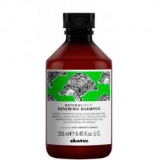 Davines NATURALTECH Renewing Shampoo - Обновляющий шампунь 250мл