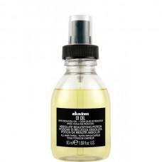 Davines OI/ OIL - Масло для абсолютной красоты волос 50мл