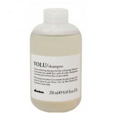 Davines VOLU/ shampoo - Шампунь для придания объема 250мл