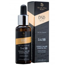 DSD de Luxe Hair Loss Treatment Science-7 Essential Oils 3.4.5B - Эфирное Масло Сайенс-7 № 3.4.5B, 35мл
