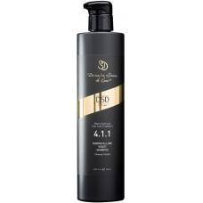 DSD de Luxe Restructuring and Hair Loss Treatment Violet Shampoo 4.1.1 - Фиолетовый шампунь для седых, светлых и обесцвеченных волос 500мл