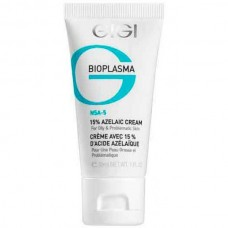 GIGI BIOPLASMA 15% Azelaic Cream - Балансирующий крем с матирующим эффектом для жирной и проблемной кожи 30мл