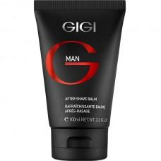 GIGI MAN After Shave Balm - Легкий увлажняющий крем после бритья 100мл