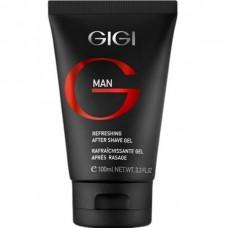 GIGI MAN Refreshing After Shave Gel - Освежающий гель после бритья 100мл