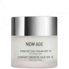GIGI NEW AGE Comfort Day Cream SPF15 - Увлажняющий дневной крем для всех типов кожи СЗФ 15, 50мл