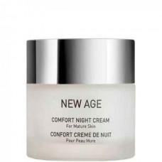 GIGI NEW AGE Comfort Night Cream - Регенерирующий ночной крем для всех типов кожи 50мл
