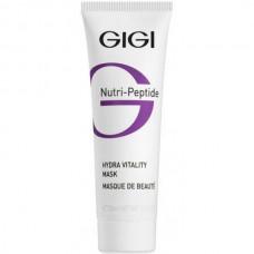 GIGI NUTRI-PEPTIDE Hydra Vitality Beauty Mask - Пептидная увлажняющая маска для сухой кожи 50мл