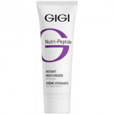 GIGI NUTRI-PEPTIDE Instant Moisturizer for Dry Skin - Пептидный крем мгновенного увлажнения для сухой кожи 50мл