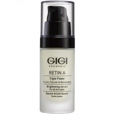 GIGI PROMEDIC RETIN A Triple Power Brightening Serum - Сыворотка для кожи с гиперпигментаций, для выравнивания общего тона 30мл