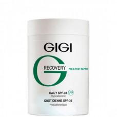 GIGI RECOVERY Daily SPF-30 - Гипоаллергенный восстанавливающий крем для всех типов кожи СЗФ-30, 50мл