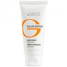 GIGI SOLAR ENERGY Moisturizer - Крем увлажняющий для жирной и пористой кожи 100мл