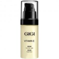 GIGI VITAMIN E Serum - Антиоксидантная сыворотка для кожи любого типа 30мл