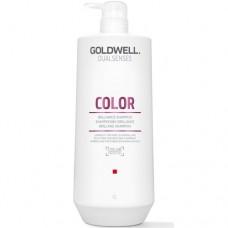 Goldwell Dualsenses Color Brilliance Shampoo - Шампунь для блеска окрашенных волос 1000мл
