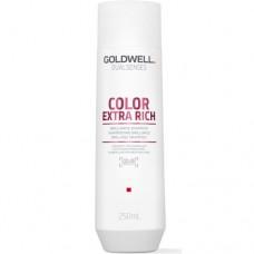 Goldwell Dualsenses Color Extra Rich Brilliance Shampoo - Интенсивный шампунь для блеска окрашенных волос 250мл