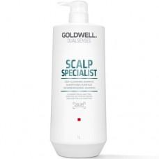 Goldwell Dualsenses Scalp Specialist Deep Cleansing Shampoo - Шампунь для глубокого очищения 1000мл