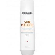 Goldwell Dualsenses Sun Reflects After Sun Shampoo - Шампунь после солнца 250мл