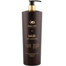 GREYMY HAIR SPA KERATIN - СПА кератин для восстановления 800мл