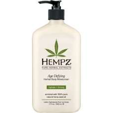 HEMPZ HERBAL Body Moisturizer Age Defying - Молочко для Тела Антивозрастное Увлажняющее 500мл