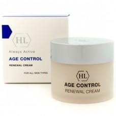 Holy Land AGE CONTROL Renewal Cream - Холи Ленд Обновляющий Крем 50мл