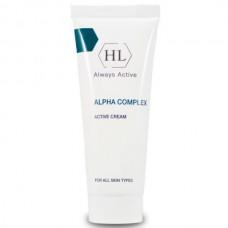 Holy Land ALPHA COMPLEX Active Cream - Холи Ленд Активный Крем 70мл