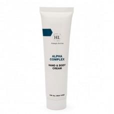 Holy Land ALPHA COMPLEX Hand & Body Cream - Холи Ленд Крем для Рук и Тела 100мл