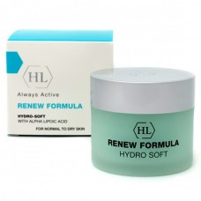 Holy Land Renew Formula Hydro-Soft Cream SPF 12 - Увлажняющий крем 50мл