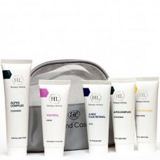 Holy Land Travelling Set for OILY skin - Комплект для путешествий для ЖИРНОЙ кожи 5 препаратов