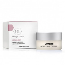 Holy Land Vitalise Active Eye Cream With Hyaluronic Acid - Активный крем под глаза 15мл
