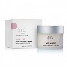 Holy Land Vitalise Moisturizing Cream With Hyaluronic Acid - Дневной увлажняющий крем 50мл