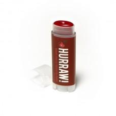 HURRAW! Lip Balm Black Cherry Tinted - Оттеночный бальзам для губ Черешня 4,3гр