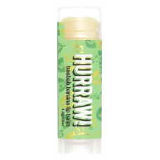 HURRAW! Lip Balm Baobab Banana - Бальзам для губ Баобаб и банан 4.3гр