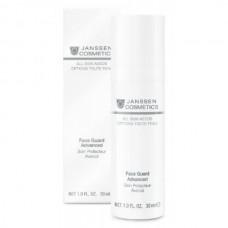 JANSSEN Cosmetics All Skin Needs Face Guard Advanced - Легкая солнцезащитная основа SPF-30 с UVA-, UVB- и IR-защитой 30мл