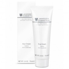 JANSSEN Cosmetics All Skin Needs Retexturising Scar Cream - Крем против рубцовых изменений кожи 75мл