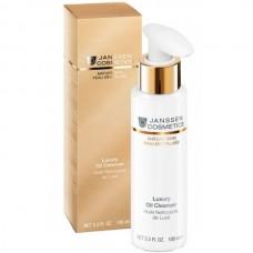 JANSSEN Cosmetics MATURE SKIN Luxury Oil Cleanser - Роскошное очищающее масло для лица 100мл