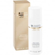 JANSSEN Cosmetics MATURE SKIN Multi Action Cleansing Balm - Мультифункциональный бальзам для очищения кожи 50мл
