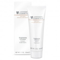 JANSSEN Cosmetics Fair Skin Brightening Exfoliator - Пилинг-крем для выравнивания цвета лица 50 мл