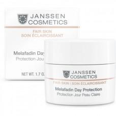 JANSSEN Cosmetics Fair Skin Melafadin Day Protection - Осветляющий Дневной Крем (SPF 20) 50мл